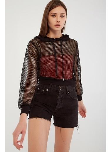 Modaset Sweatshirt Siyah
